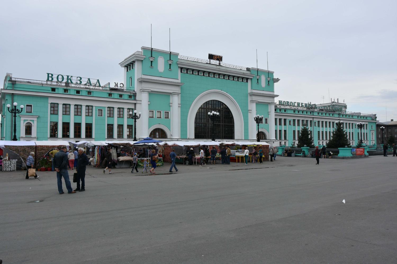 Novossibirsk Ville tape TransSibcom Voyages en
